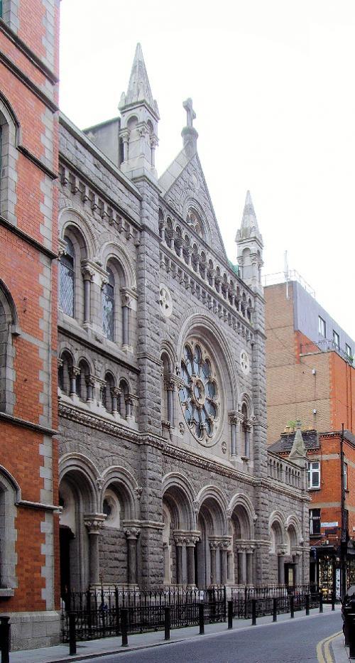 Dublin 02, Clarendon St. Church