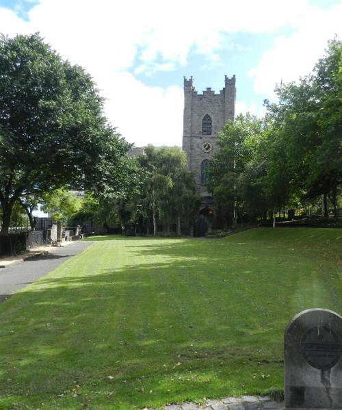 Dublin 08, St. Audeon's Church, High Street