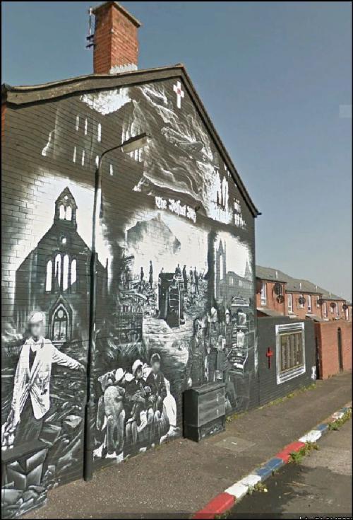 Belfast, Hogarth Street