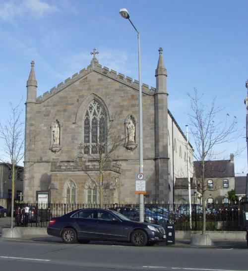 Dublin 03, Church of St. John the Baptist, Clontarf Road