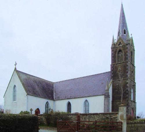Dromin, St. Finnian's Church