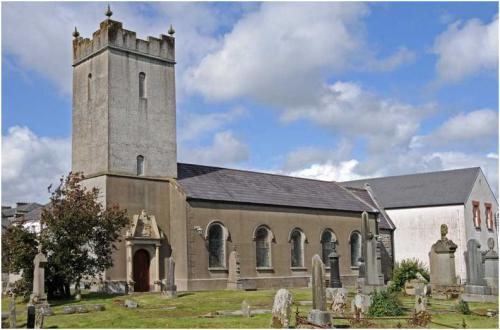 Castlederg, St. John's Church