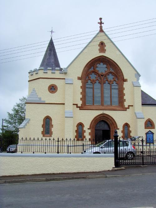 Garvetagh, Castlederg 1st Presbyterian Church