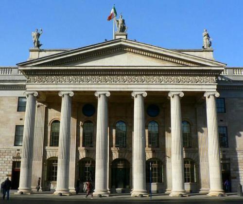 Dublin 01, G.P.O.