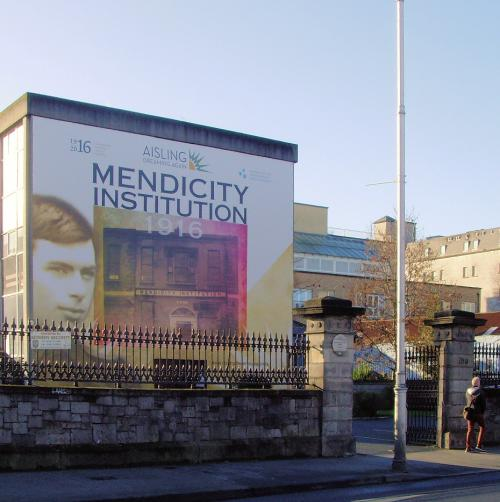 Dublin 08, Mendicity Institution