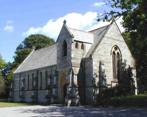 Dublin 16, St. Columba's College