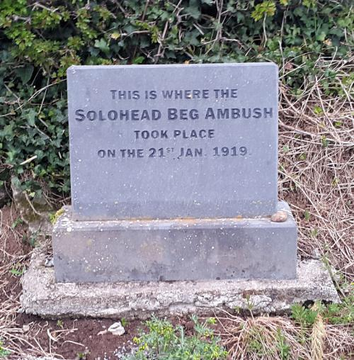 Soloheadbeg Hill Ambush Site