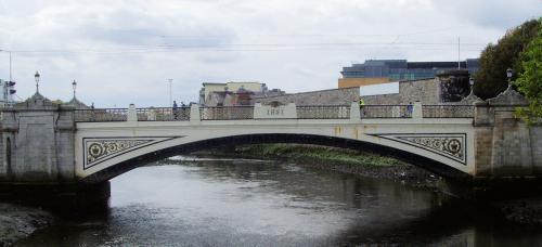Dublin 08, Seán Heuston Bridge