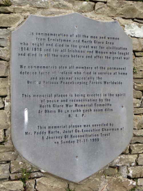 Ennistymon Old Cemetery