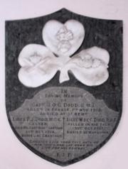 Dodd Memorial