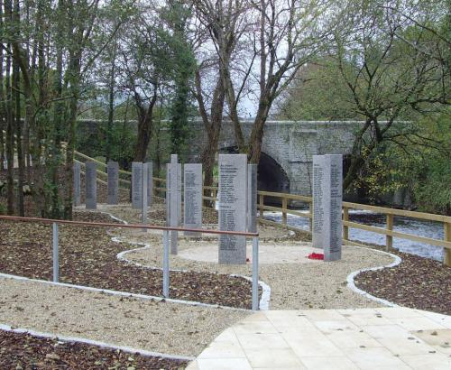 Woodenbridge WW I Memorial