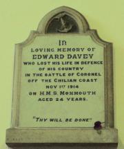 Davey Memorial