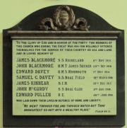 Ringsend Methodist Great War Memorial