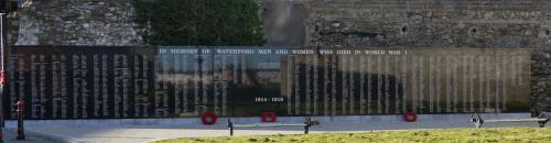 Waterford WW I Memorial