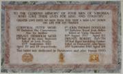 Virginia Great War Memorial
