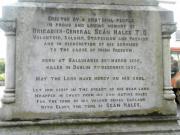 Seán Hales Memorial