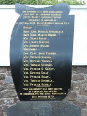 Saltmills Explosion Memorial