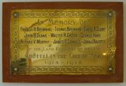 Land Registry Great War Memorial