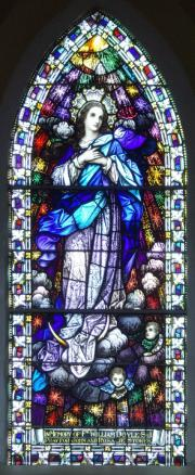 Fr. William Doyle Memorial window