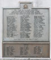 Castlederg War Memorial