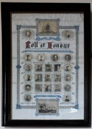 1914-1918 Roll of Honour