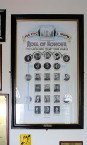 1939-1945 Roll of Honour