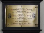 Deery Memorial