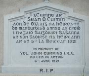 Cummins Memorial