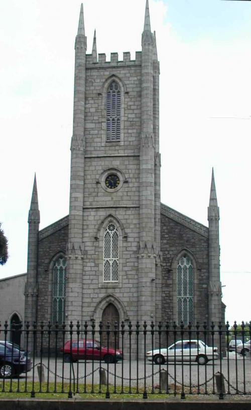 Shankill, Crinken Church
