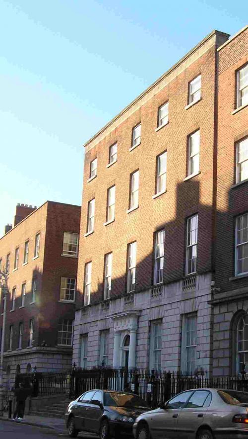 Dublin 01, Belvedere College