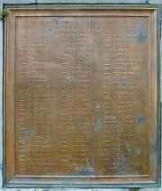 R.M.F. Memorial