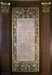 St. Ann's Great War Memorial