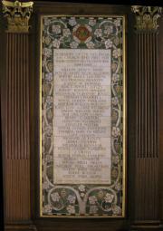 St. Ann's Great War Memorial