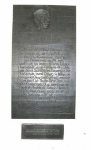 Heuston Memorial