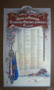 Clontarf C. & F. Club Roll of Honour