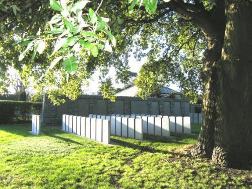 Dublin 07, Grangegorman Military Cemetery