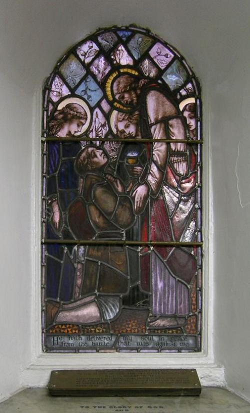 Bell window