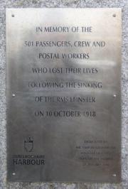 R.M.S. Leinster Memorial