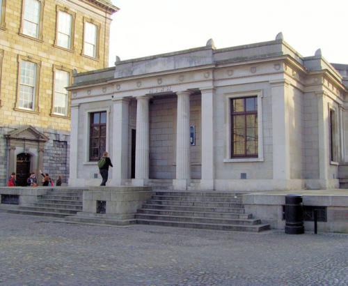 Dublin 02, Trinity College