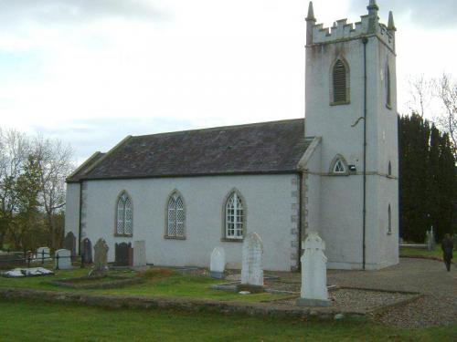 Killurin Church