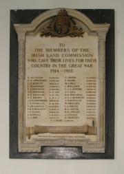 Land Commission Memorial