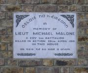 Malone Memorial
