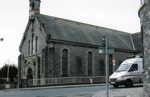 Limerick, St. Munchin's Church