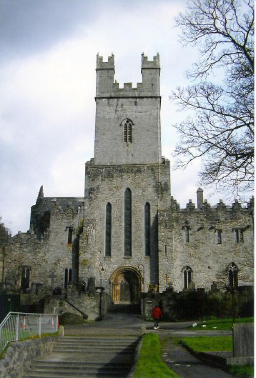 Limerick, St. Mary's Cathedral