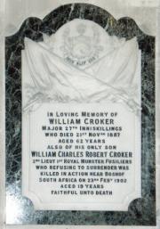 Croker Memorial