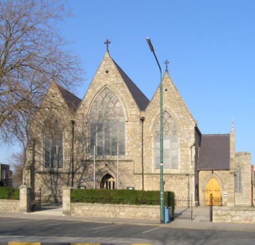 Dublin 04, Sandymount, Star of the Sea Church