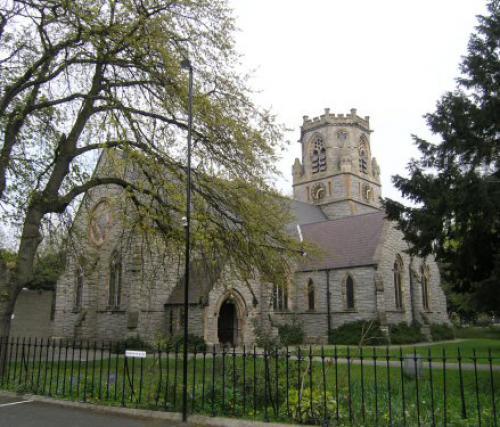 Dublin 04, Ballsbridge, St. Bartholomew's Church