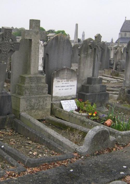 Dublin 06, Mt. Jerome Cemetery