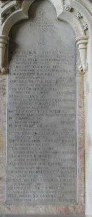 Bray Christ Church Great War Memorial