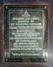 Morrison Memorial